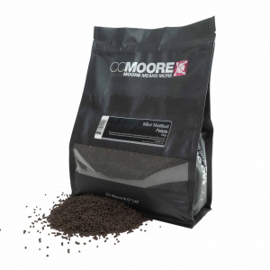 CC Moore Mini Halibut Pellets